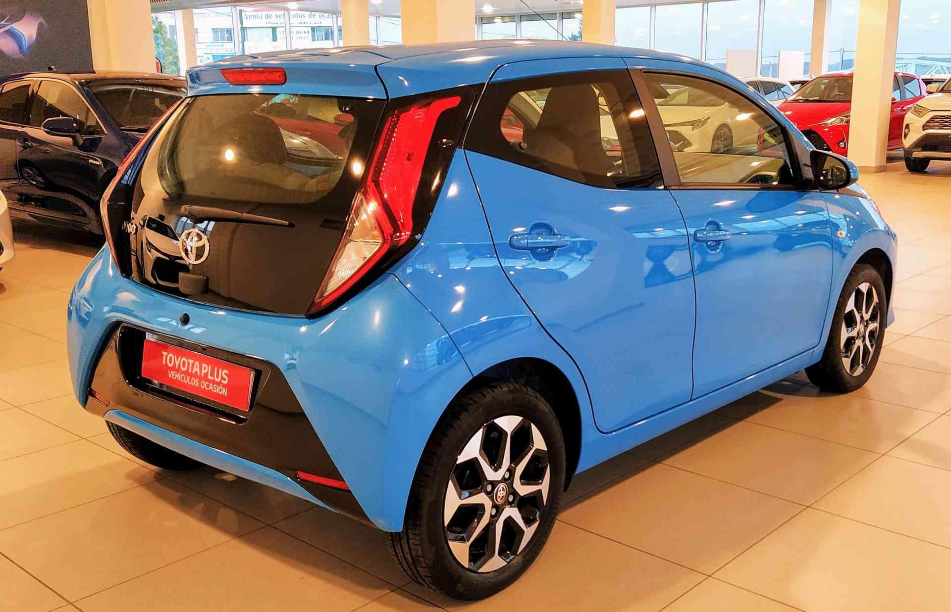 Toyota Aygo 1 0 Vvt