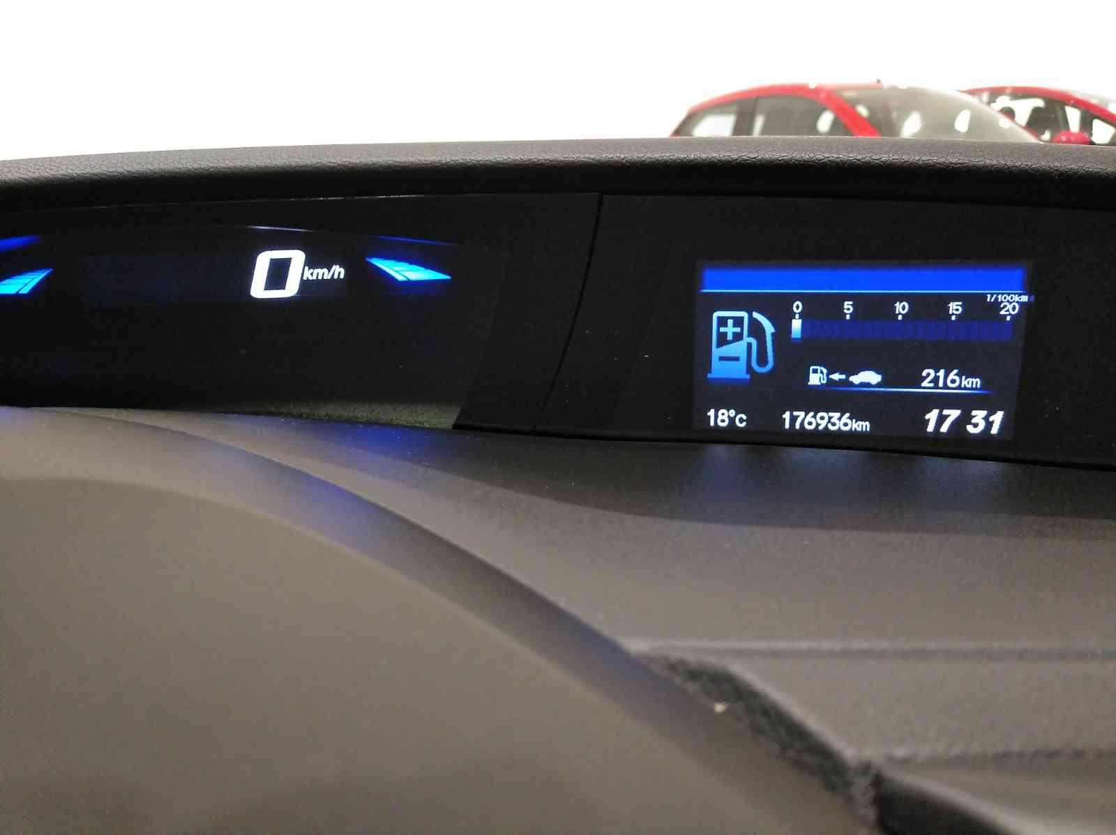 Imagen del Honda Civic 9 generación Hatchback 5-puertas