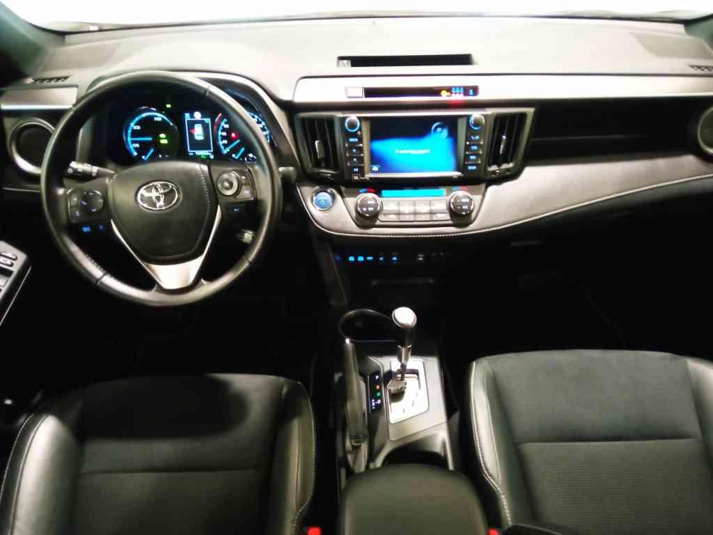 Imagen del Toyota RAV4 5 generación Crossover
