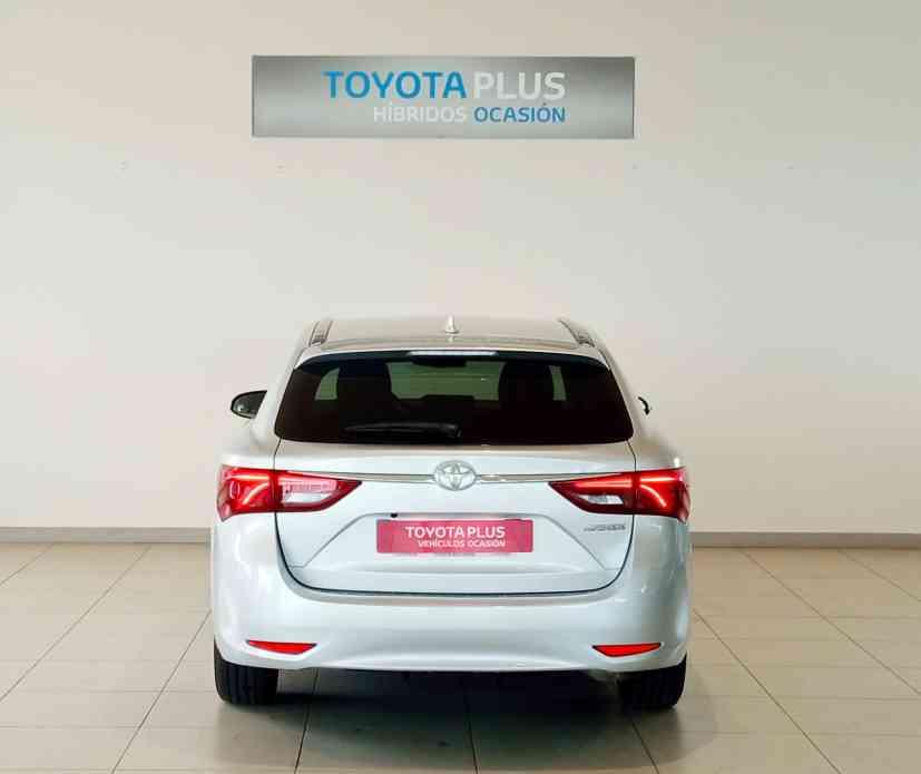 Imagen del Toyota Avensis 3 generación [2período de restyling] Touring Berlina